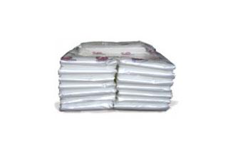 Plastic pallet covers