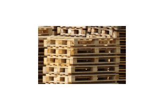 Industrial pallets: new, used, repaired