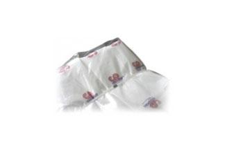 Open-top plastic bags